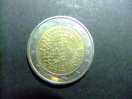 ALEMANIA 2015 / Euros / 25 JAREN DEUTSCHE EINHEIT - Alemania