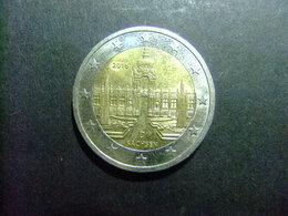 ALEMANIA 2016 / Euros SACHEN -D 3 - Alemania