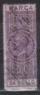 FISCAL   Marca Da Bollo    TB - 1861-78 Victor Emmanuel II.