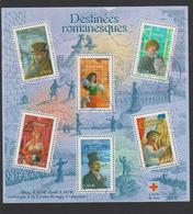 France - Bloc Feuillet N° 60 - Destinées Romanesque  2003 Oblitéré - Sheetlets