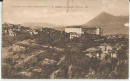 S.ANGELO A CUPOLO(BENEVENTO) COLLEGIO DEI PADRI REDENTORISTI -FP - Benevento