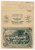 Guatemala P. Stationery Ganzsache LC For 1905 Exposition. # 5: Indigenas En La Exposicion. RRR - Guatemala