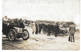 76 - GRAND PRIX DE DIEPPE 1908 - CARTE PHOTO - - Dieppe