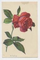 AI32 Rose - Artist Signed H. Bartrim - Other Illustrators