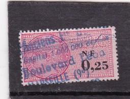 T.F.S.U N°326 - Revenue Stamps