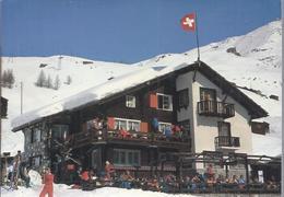 AK -44908   - Findeln - Kanton Wallis - Rest. Alpenheim - Schäferstube - VS Wallis