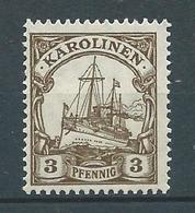 Iles Carolines . Colonie Allemande 1900 . N° 7 . Neuf ** (MNH) - Colony: Caroline Islands