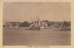 AN10 Cairo, Kasr El Nile Barraks - Sailing Boats - Cairo