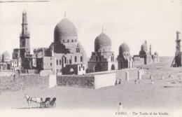 AN10 Cairo, The Tombs Of The Khalifs - Cairo