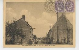 CHAPELLE ROYALE - Place De L'Eglise - Autres Communes