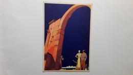 Cartolina Pubblicitaria Silca Calze Fama, Milano - Advertising