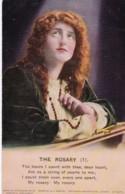 AP42 Bamforth Song Card - The Rosary (1) - Postcards