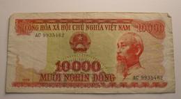 1990 - Viët-Nam - 10000 DONG - AC 9935462 - Vietnam