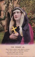 AP42 Bamforth Song Card - The Rosary (2) - Postcards