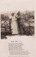 AP42 Bamforth Song Card - Blue Bell (1) - RPPC - Postcards