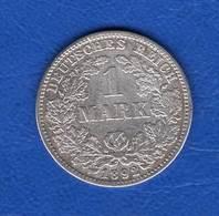 Mark  1892 E  Rare - 1 Mark