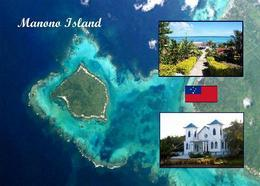 Samoa Manono Island New Postcard - Samoa