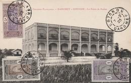 DAHOMEY - COTONOU - Le Palais De Justice En 1923 - Benin
