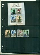 GRANDE BRETAGNE 100 R.HILL-LONDON 80 II 4 VAL + BF NEUFS A PARTIR DE 0.60 EUROS - 1952-.... (Elizabeth II)