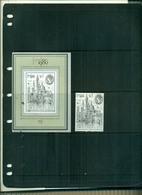 GRANDE BRETAGNE LONDON 80 III 1 VAL + BF NEUFS A PARTIR DE 0.60 EUROS - 1952-.... (Elizabeth II)
