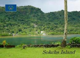 Micronesia Pohnpei Sokehs Island New Postcard Mikronesien AK - Micronesia