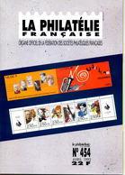 La Philatelie Française N.454,Hundertwasser,l'Alhambra,les Noms Révolutionnaires,Liberté Gandon 2.20 étude,entiers Posta - French (from 1941)
