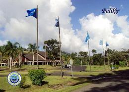 AK Mikronesien Micronesia Palikir View New Postcard - Micronesia