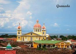 Nicaragua Granada Cathedral New Postcard - Nicaragua