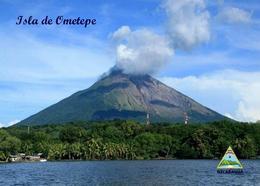 Nicaragua Ometepe Island Concepcion Volcano New Postcard - Nicaragua