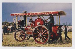 AI30 Garrett Showman's Tractor - Postcards