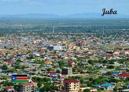 AK Südsudan South Sudan Juba Aerial View New Postcard - Sudan