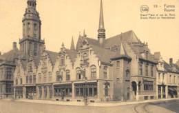 Furnes - Grand'Place Et Rue Du Nord - Veurne