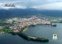 AK Äquatorialguinea Equatorial Guinea Malabo Aerial View New Postcard - Equatorial Guinea