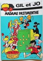 BD GIL ET JO - 27 - Madame Pastimenthe - EO - Original Edition - French