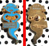 Arthus Bertrand : La Pin-up Du Chauffage électrique Gravée EDF 13 Novembre 1991 - Arthus Bertrand