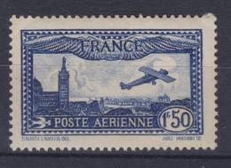 FRANCE 1930   Le 1,50 Fr. Bleu Neuf ** - Airmail