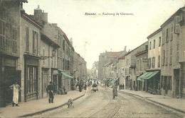 ROANNE - Faubourg De Clermont - Roanne