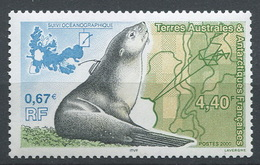 TAAF 2000 - N° 264 - Faune - Otarie - Suivi Océanographique - Neuf -** - Terres Australes Et Antarctiques Françaises (TAAF)