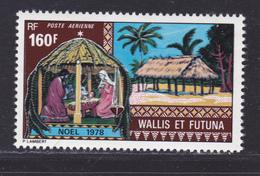 WALLIS ET FUTUNA AERIENS N°   85 ** MNH Neuf Sans Charnière, TB  (D8781) Noël 1978 - Luftpost