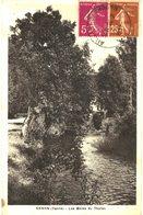 CPA N°24940 - SENAN - LES BORDS DU THOLON - France