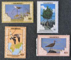 ILE MAURICE - MAURITIUS - 1989 - YT 749 à 752 - SERIE COURANTE - Mauritius (1968-...)