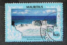 ILE MAURICE - MAURITIUS - 1991 - YT 764 - SERIE COURANTE - Mauritius (1968-...)