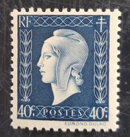 Type Marianne De Dulac N° 684 Neuf - 1944-45 Marianna Di Dulac