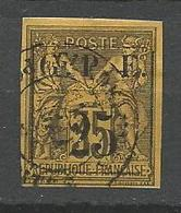 GUADELOUPE N° 2 OBL TB - Guadeloupe (1884-1947)