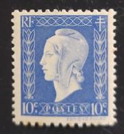 Type Marianne De Dulac N° 682 Neuf - 1944-45 Marianna Di Dulac