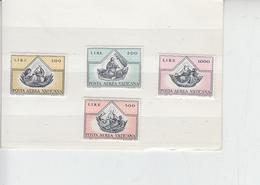 VATICANO 1971 - Sassone   A  55/8 - Evangelisti - Poste Aérienne