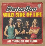"7"" Single, Status Quo, Wild Side Of Life - Rock"