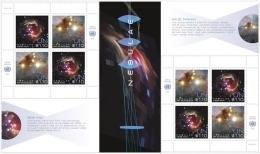 ONU New-York 2013 - Space Espace Weltraum - Feuille Entière ** - New-York - Siège De L'ONU