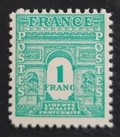 Type Arc De Triomphe N° 624 Neuf - 1944-45 Arco Di Trionfo