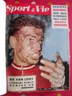 Reliure Recueil Mensuel Sport & Vie. 1960. 9 N° : 47 à 55. Tour De France Nencini. Boxe Rugby Football Tennis - Sport